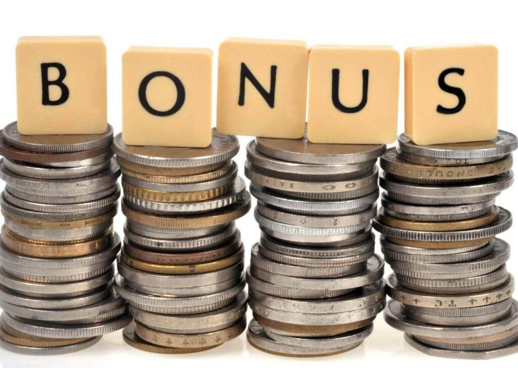 Bônus - Incentivos salariais