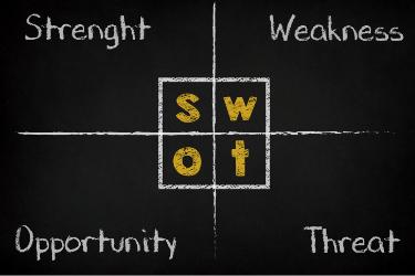 O que é análise SWOT? O que é análise fofa? Consultoria empresarial de Ribeirão Preto. Faça um diagnóstico gratuito.